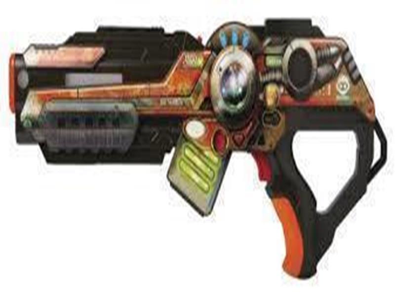 Laserguns 2 groot